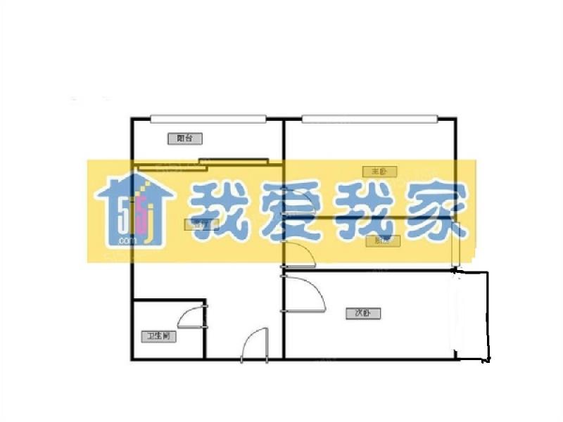 2室1厅 户型 90 面积(平米) 押1付3 支付方式 小区:真武家园 楼层:高
