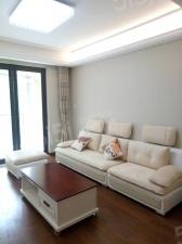 仁恒棠悦湾精 装两房,中 央空调带地暖,物业管理完善