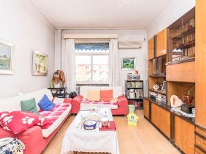 花园桥 首师大 正规三居室 中间层 满五年公房