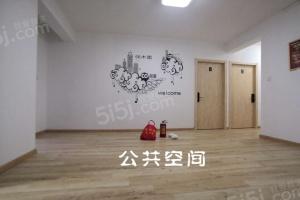 宋都香悦郡精装一室,拎包入住,采光很好,独立卫生间